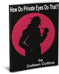 HOW DO PRIVATE EYES DO THAT cover