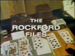 Opening credits: The Rockford Files