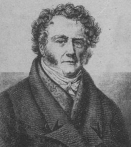 Eugene Francois Vidocq, Recognized as the First P.I. (image is in public domain)