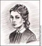 Possible sketch of Kate Warne