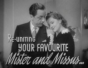 The Thin Man movie trailer (image is in public domain)